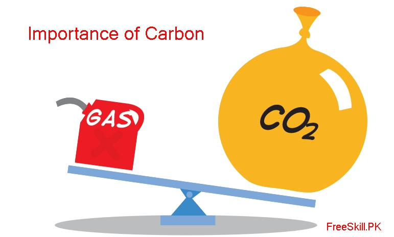 Carbon | Facts, Uses | Importance of Carbon in Biochemistry