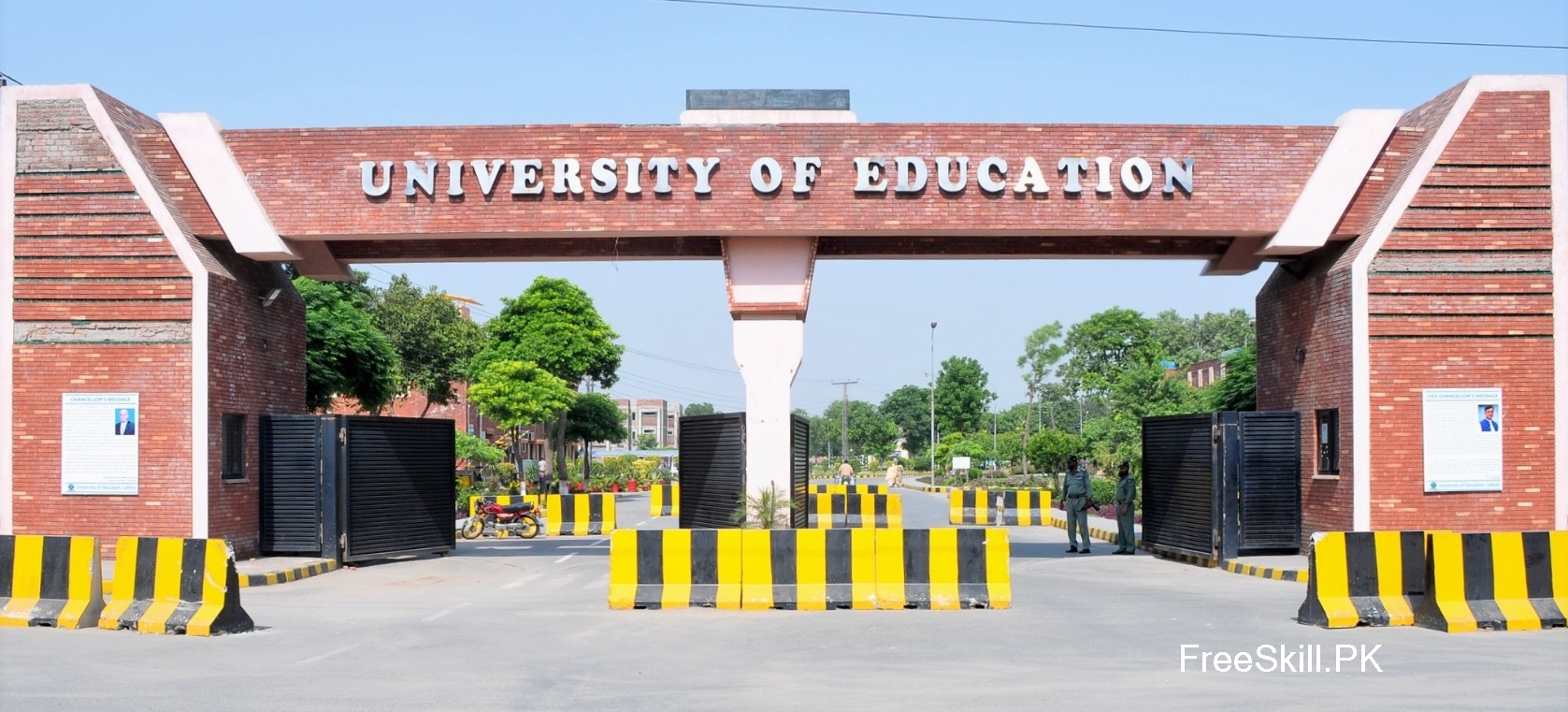 The University of Education In Pakistan