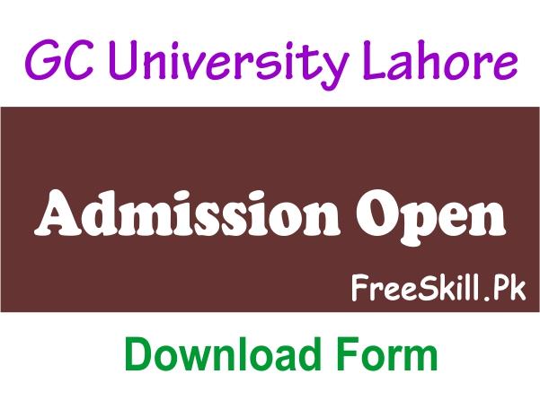 GC University Lahore