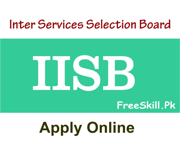 ISSB Test Schedule 2021 Online Apply