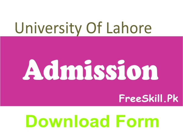 University Of Lahore Admission 2021 Fee Structure