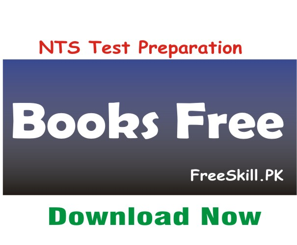 NTS Test Preparation Books Download Free 2021