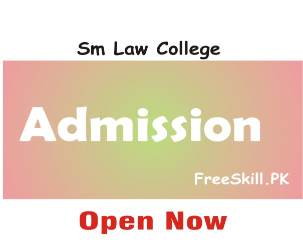 Sm Law College Admission Form 2021