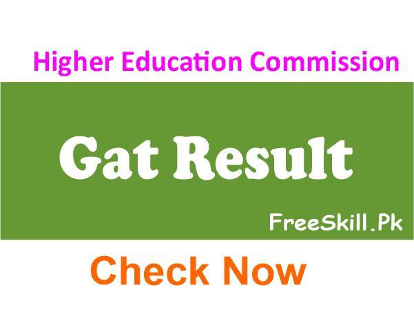 Hec Law Gat Result 2021 Online