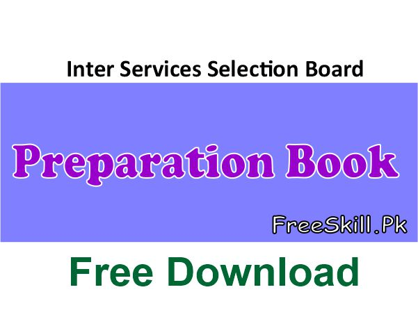 ISSB Test Preparation Book Free Download PDF 2021