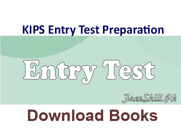 KIPS Entry Test Preparation 2021 Online