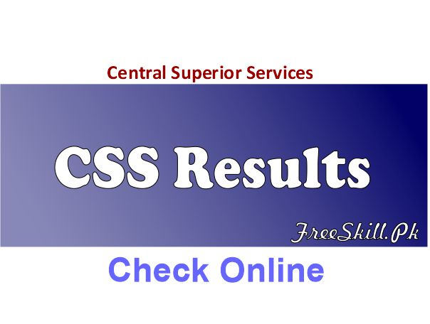 CSS Result