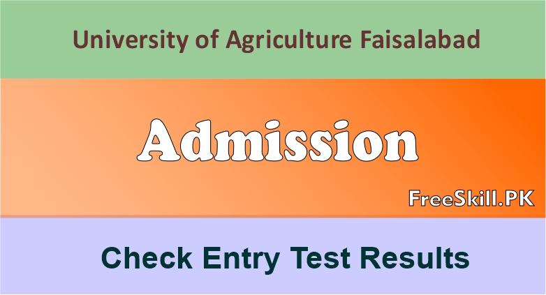 UAF Admission