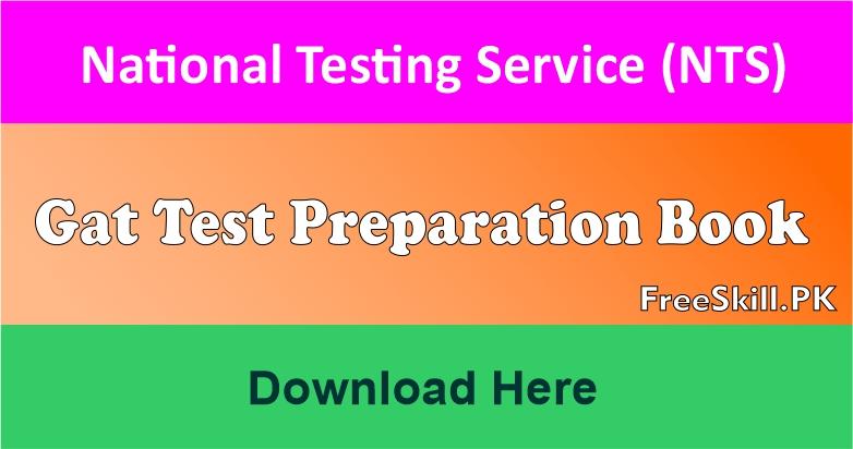 Gat Test Preparation Book