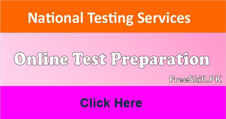 Free Online NTS Test